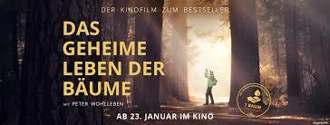 Das geheime Leben der Bäume @ Burg Kino