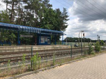 Bahnhof Meeschensee Quickborn