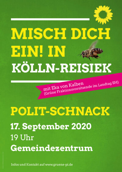 MISCH DICH EIN in Kölln-Reisiek @ Gemeindezentrum Kölln Reisiek