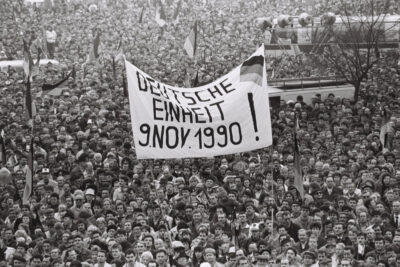 Kreismitgliederversammlung: 30 Jahre Deutsche Einheit @ via Zoom