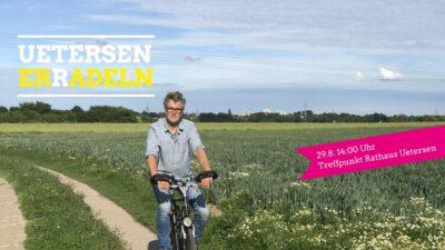 Uetersen erRADeln - gemeinsam auf Entdeckertour @ Rathaus Uetersen