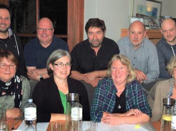 Gründungsmitglieder der überparteilichen Arbeitsgemeinschaft für Klima-, Umwelt- und Naturschutz