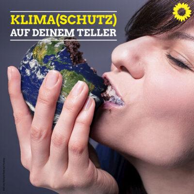 Klima(schutz) auf deinem Teller - Grüner Abend OV Schenefeld @ via Zoom