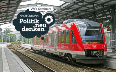 Die Zukunft des Schienenverkehrs in Schleswig-Holstein @ via Zoom