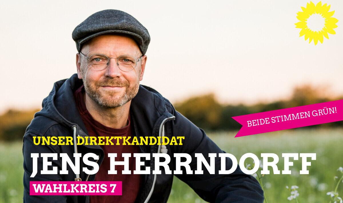 Bundestagswahl Jens Herrndorff Grüne Pinneberg